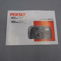 Vintage Pentax IQZoom EZY 35mm Camera Manual - $14.84