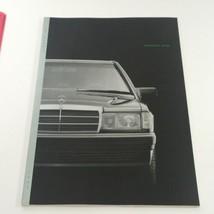 1992 Mercedes-Benz 190-Class Dealership Car Auto Brochure Catalog - $12.46