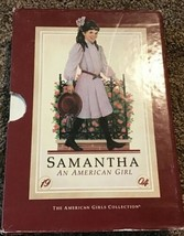 Samantha's 6 Book Set American Girl Doll RETIRED Pleasant Company First Edition - $29.69