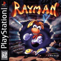 Rayman PS1 Great Condition Fast Shipping - $14.93