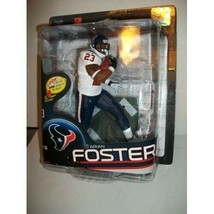 Adrian Foster - McFarlane NFL series 32 action figure - Houston Titans - $12.30