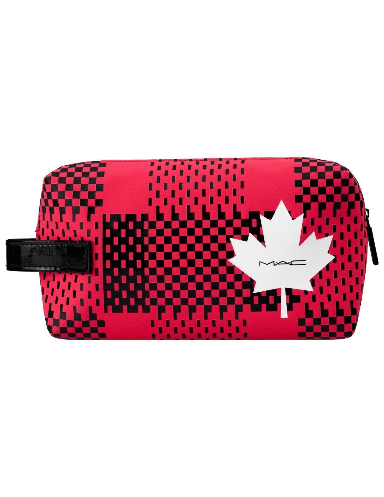 Mac Proud To Be Canadian Makeup Bag - $29.99
