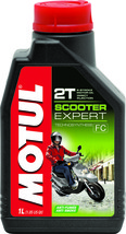 Scooter Expert 2T Oil 1 L Motul - $13.89