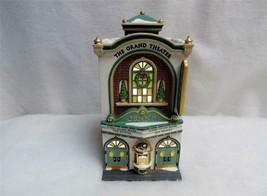 DEPT 56 -CHRISTMAS IN THE CITY -THE GRAND MOVIE THEATER-MIB - $38.61