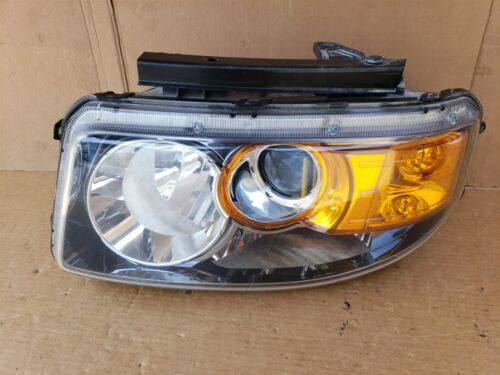 07-08 Honda Element Headlight Head Light Lamp Driver Left LH