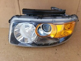 07-08 Honda Element Headlight Head Light Lamp Driver Left LH image 1