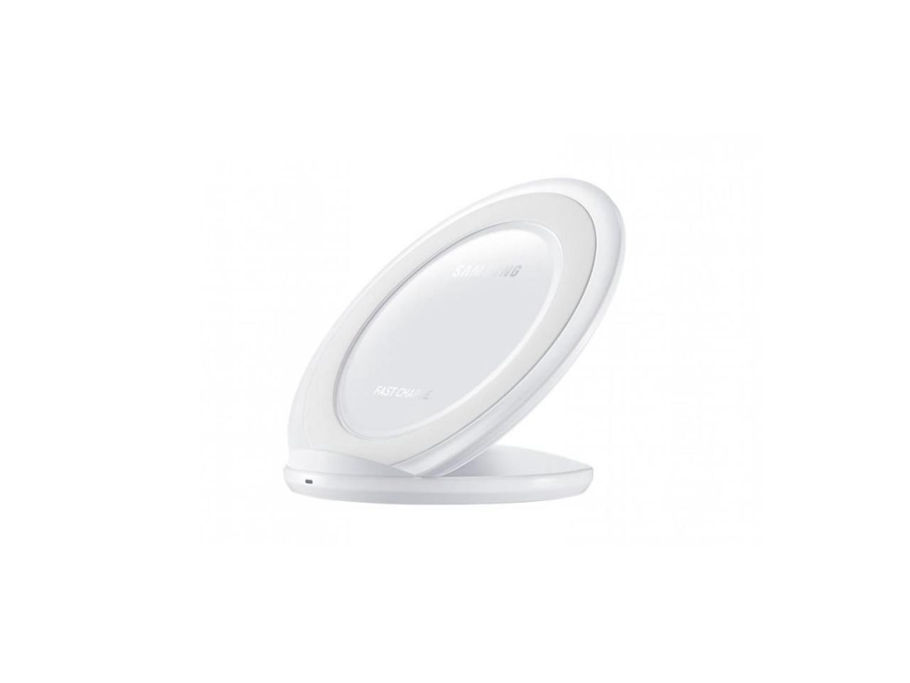 "Samsung ""Fast Charge"" Wireless Charging Stand (EP-NG930TWUGUS) White"