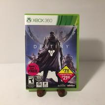 Destiny (Microsoft Xbox 360, 2014) - $4.17