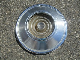 One genuine 1966 Chrysler New Yorker 14 inch hubcap wheel cover factory - $27.70