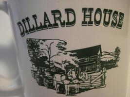 """Original Vintage DILLARD HOUSE Georgia Ceramic Coffee Mug 3.75""""X3.25"""" - $19.27"""