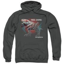 Power Rangers - Red Zord Adult Pull Over Hoodie Officially Licensed Apparel - $32.99+