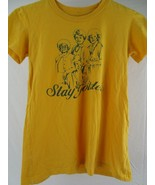 Stay Golden Girls Goodie Two Sleeves Women's T-Shirt Size M - $12.86