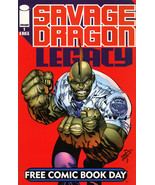 Savage Dragon Legacy FCBD - $1.49
