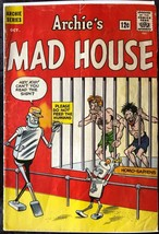 Archie Comics Archie's Madhouse 22 - First Appearance of Sabrina - Approx 3.5 image 1
