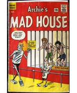 Archie Comics Archie's Madhouse 22 - First Appearance of Sabrina - Appro... - $600.00
