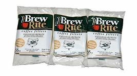 Brew Rite Rockline Wrap Around Percolator Coffee Filters Pack of 3 - $15.32