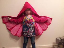 Owlette wings, PJ Masks hooded cape - $35.00