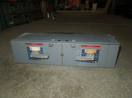 Square D QMB-206-T 60/60A 2p 250VAC Twin Fusible Panelboard Switch - $300.00