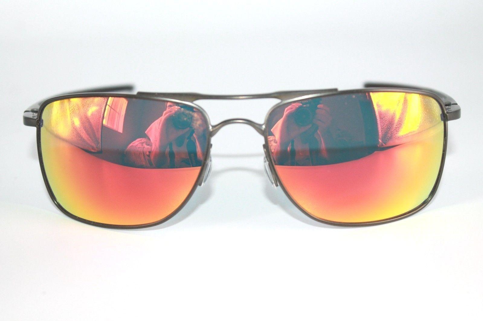 13ef10878b Oakley Gauge 8 Sunglasses OO4124-03 Matte and 50 similar items