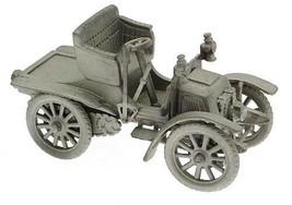 Danbury Mint authentic scale replica pewter car 1903 Panhard 7HP - $38.21