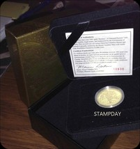 CANADA 1991 $200 PROOF GOLD COIN 1/2 OUNCE 22K BOX & CASE HOCKEY 16421-A1 - $1,277.10
