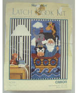 WonderArt Latch Hook Kit NOAH 16 x 32 inch - $14.95
