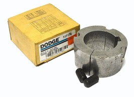 "NEW DODGE 117176 TAPER LOCK BUSHING 2-7/16"" BORE - $12.99"