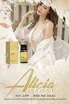 Alicia Feminine Perfume Sexiest With Natural Oil (5 m/  0.17 FL OZ)  image 6