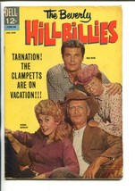 The Beverly Hillbillies #5-1964-DONNA DOUGLAS-BUDDY EBSEN-PHOTO COVER-DELL-vg - $31.53
