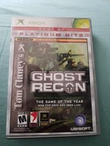 Tom Clancy's Ghost Recon (Microsoft Xbox, 2002) - $6.92