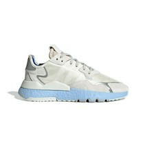 Adidas Originals Women's Nite Jogger Glow Blue Boost Rare Women's Multiple Sizes - $79.99