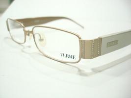 Gianfranco Ferre Eyeglasses GF 31804  Matte Gold Authentic 53-16-130 - $84.11