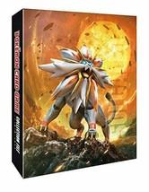 Pokemon Card Game Collection File Sun & Moon Solgaleo Lunala - $60.93