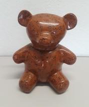 Vintage Teddy Bear Cookie Jar - $29.69