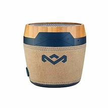 House of Marley Chant Mini - Waterproof Portable Wireless (brown/navy) - $75.66