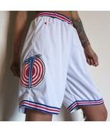 Tune Squad Space Jam Basketball Shorts Looney Toons Jordan Jersey Kids G... - $29.95