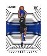 2015-16 Rondae Hollis-Jefferson Panini Clear Vision Blue Rookie /149 - Nets - $1.19