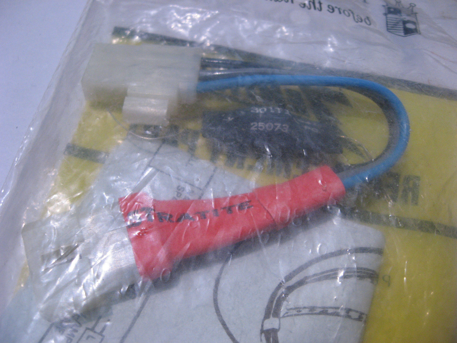 800-617 Zenith Photo-Optical Isolator Television Replacement Part TV Vintage