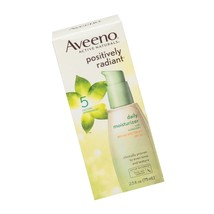 Aveeno Positively Radiant Daily Facial Moisturizer with Broad Spectrum SPF 30... - $16.20