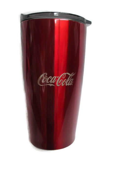 Primary image for Coca-Cola Stainless Steel Red Double-Walled Insulated Tumbler 20 oz - BRAND NEW