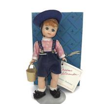 "Madame Alexander 8"" Vinyl Collector Jack Storyland Doll Miniature Showca... - $23.21"