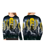 Women Sweatshirt Rainbow Six Siege - $30.99+