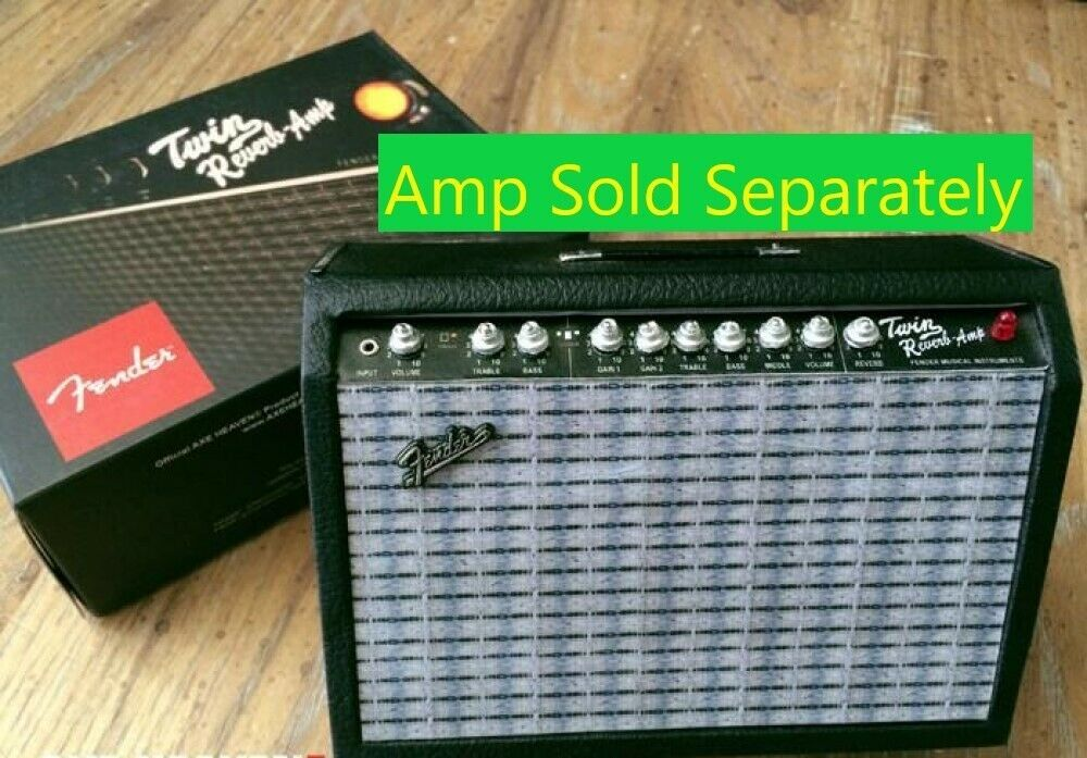 James Hetfield-Gibson Les Paul Cliff Burton Tribute 1:4 Nachbildung Gitarre ~