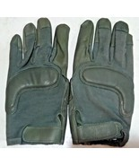 Combat Gloves XXL Green New Military Issue 3010-56-XXL Free Shipping - $19.99
