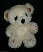 "9"" Vintage Commonwealth Novelty Teddy Bear Stuffed Animal Toy Plush Stitches Old - $39.98"