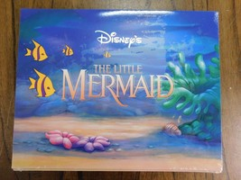 """NeW DISNEY LITTLE MERMAID 4 pack Lithographs in envelope 11"""" x 14"""" SEALED - $9.52"""