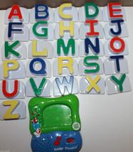 Fridge Phonics Leap Frog LeapFrog Magnetic Large Alphabet Full Complete Set - $29.08