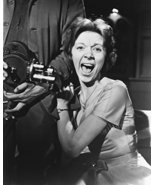 Anna Massey 16X20 Canvas Giclee Screaming From Peeping Tom Cult Movie - $69.99