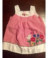 Flowers and Butterflies Summer Dress Samara Girls Summer Dress Size 2T  - $9.90