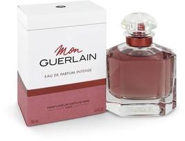 Guerlain Mon Guerlain Perfume 3.3 Oz Eau De Parfum Intense Spray image 3
